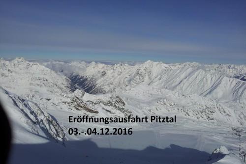 Eröffnungsausfahrt Pitztal 2016